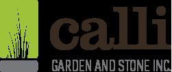 Calli Garden and Stone Logo